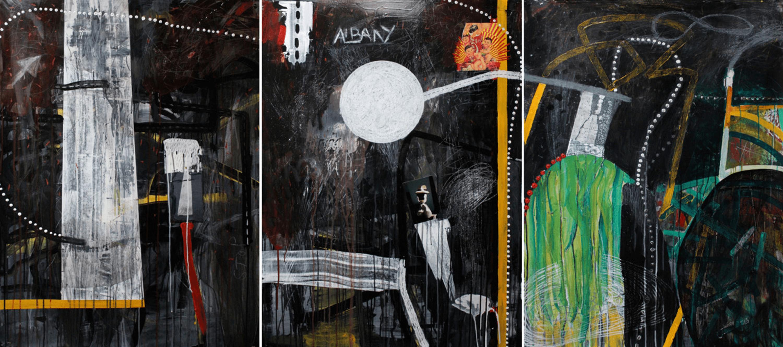 Triptychs (2011-2016)